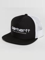 Carhartt WIP Trucker Cap Siena schwarz