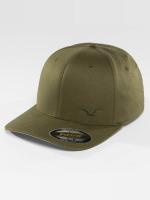 Cleptomanicx Flexfitted Cap Flex grün