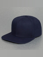 Cyprime snapback cap Basic blauw