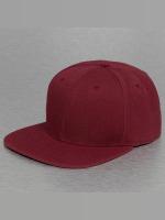 Cyprime Snapback Caps Basic punainen