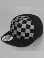 Dangerous DNGRS snapback cap Plaid zwart