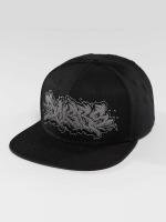 Dangerous DNGRS snapback cap DMARK zwart