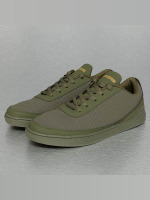 Dangerous DNGRS Sneaker Perforated oliva
