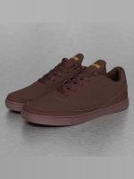 Dangerous DNGRS Sneakers Perforated röd