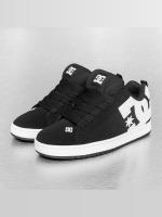 DC Sneakers Court Graffik èierna