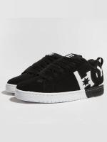 DC Sneakers Court Graffik SQ èierna