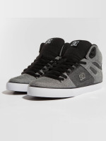 DC Sneakers Pure High-Top TX SE šedá