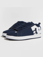 DC Sneakers Court Graffik blue
