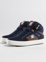 DC Sneakers Spartan High WC WNT modrá