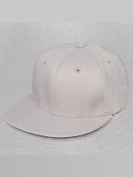 Decky USA Flexfitted Cap Flat Bill grijs