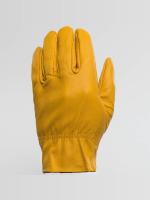 Dickies Rękawiczki Lined Leather zólty