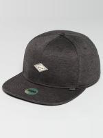 Djinns Snapback Cap 6 Panel Jersey Pin grey
