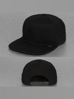 Djinns snapback cap Monochrome 6 Panel zwart