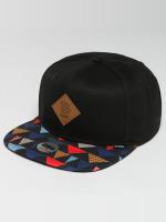 Djinns snapback cap TriCord 6 Panel zwart