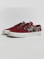 Djinns Sneakers Nice Rubber Aztek red
