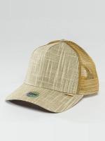 Djinns Trucker Caps Indoalot beige