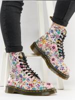Dr. Martens Boots Pascal Wanderlust WL Backhand Leather bunt