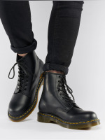 Dr. Martens Chaussures montantes 1460 DMC 8-Eye Smooth noir
