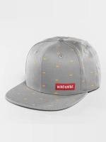 Ecko Unltd. Snapback Cap Capstar grau