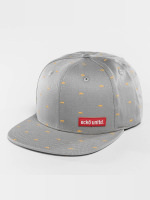 Ecko Unltd. snapback cap Capstar grijs