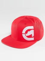 Ecko Unltd. snapback cap Ushi rood
