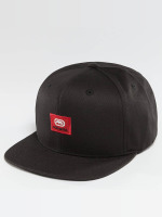 Ecko Unltd. Snapback Caps Peter Patch musta