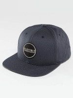 Electric Snapback Rubber Stamp modrá