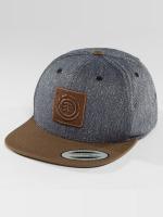 Element snapback cap United blauw