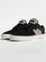 Etnies Baskets Barge LS Low Top Vulcanized noir
