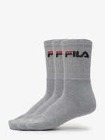 FILA Calcetines 3-Pack gris