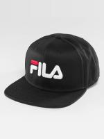 FILA Casquette Snapback & Strapback Urban Line Classic Basic noir