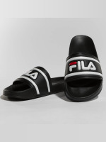 FILA Slipper/Sandaal Palm Beach zwart