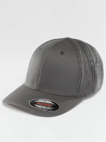 Flexfit Casquette Flex Fitted Mesh Cotton Twill gris