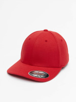 Flexfit Casquette Flex Fitted Double Jersey rouge