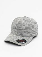 Flexfit Lastebilsjåfør- / flexfitted caps Spripes Melange grå