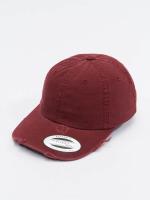 Flexfit Snapback Cap Low Profile rot