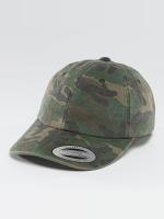 Flexfit Snapback Caps Low Profile Camo Washed kamuflasje