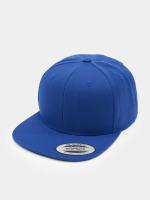Flexfit Snapback Caps Classic modrý