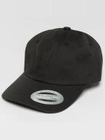 Flexfit Snapback Caps Low Profile Cotton Twill Kids svart