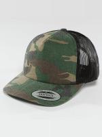 Flexfit Trucker Cap Camo Trucker camouflage