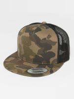 Flexfit Verkkolippikset Classic Camo camouflage