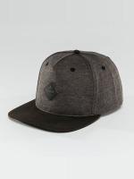 Globe Snapback Cap Gladstone grau