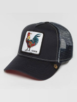 Goorin Bros. trucker cap Gallo blauw