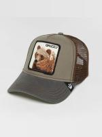 Goorin Bros. Trucker Cap Grizz olive