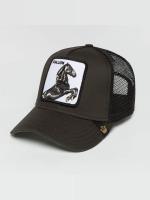 Goorin Bros. trucker cap Stallion zwart