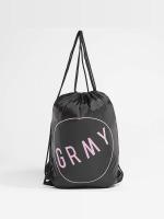 Grimey Wear Shopper Infamous zwart