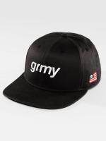 Grimey Wear Snapback Cap The Lucy Pearl schwarz