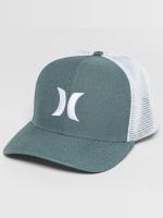 Hurley Trucker Caps One & Textures modrý