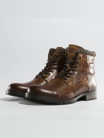 Jack & Jones Boots jfwMarly Leather bruin