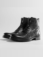 Jack & Jones Boots jfwOrca Leather zwart